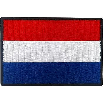 Parche de la bandera de Tailandia para planchar o coser en los pantalones o camisetas: Amazon.es: Hogar