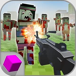 Pixel Dead Survival 3D