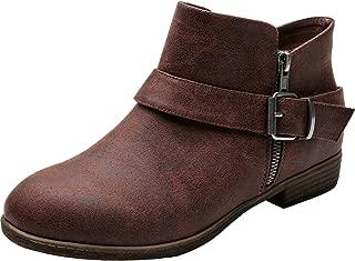 Best ankle boots low heel wide width Reviews