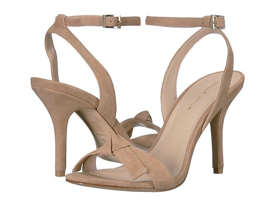 Pelle Moda Kim 2 (Latte Suede) High Heels
