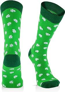 Cool Socks For Men: Mens Funny Dress Socks: Novelty Crazy & Funky Colorful Sock