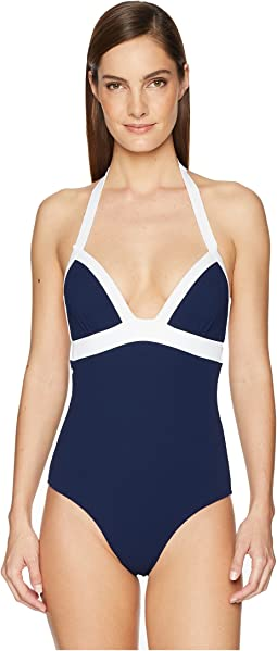 Harbour Island Push-Up One-Piece