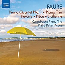 Sicilienne, Op. 78 (version for piano)