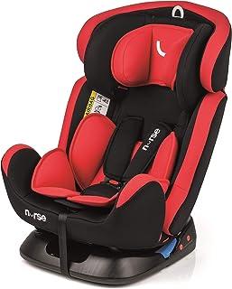 comprar comparacion Nurse Driver 2 Silla de Coche Grupo 0 1 2 3, desde Recién Nacido hasta los 36 kg., Instalación con el Cinturón del Automóv...