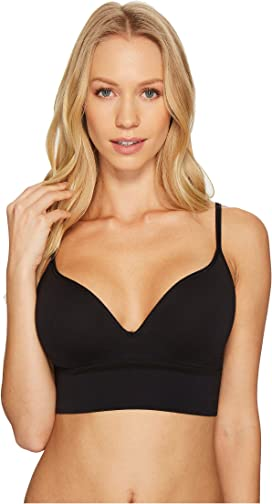 0c1bed8e6fa89 Natural Beauty Molded Cup Seamless Bralette. Jockey