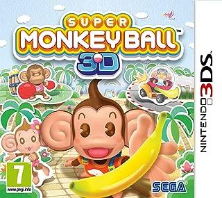 Super Monkey Ball 3D - Nintendo 3DS by Sega