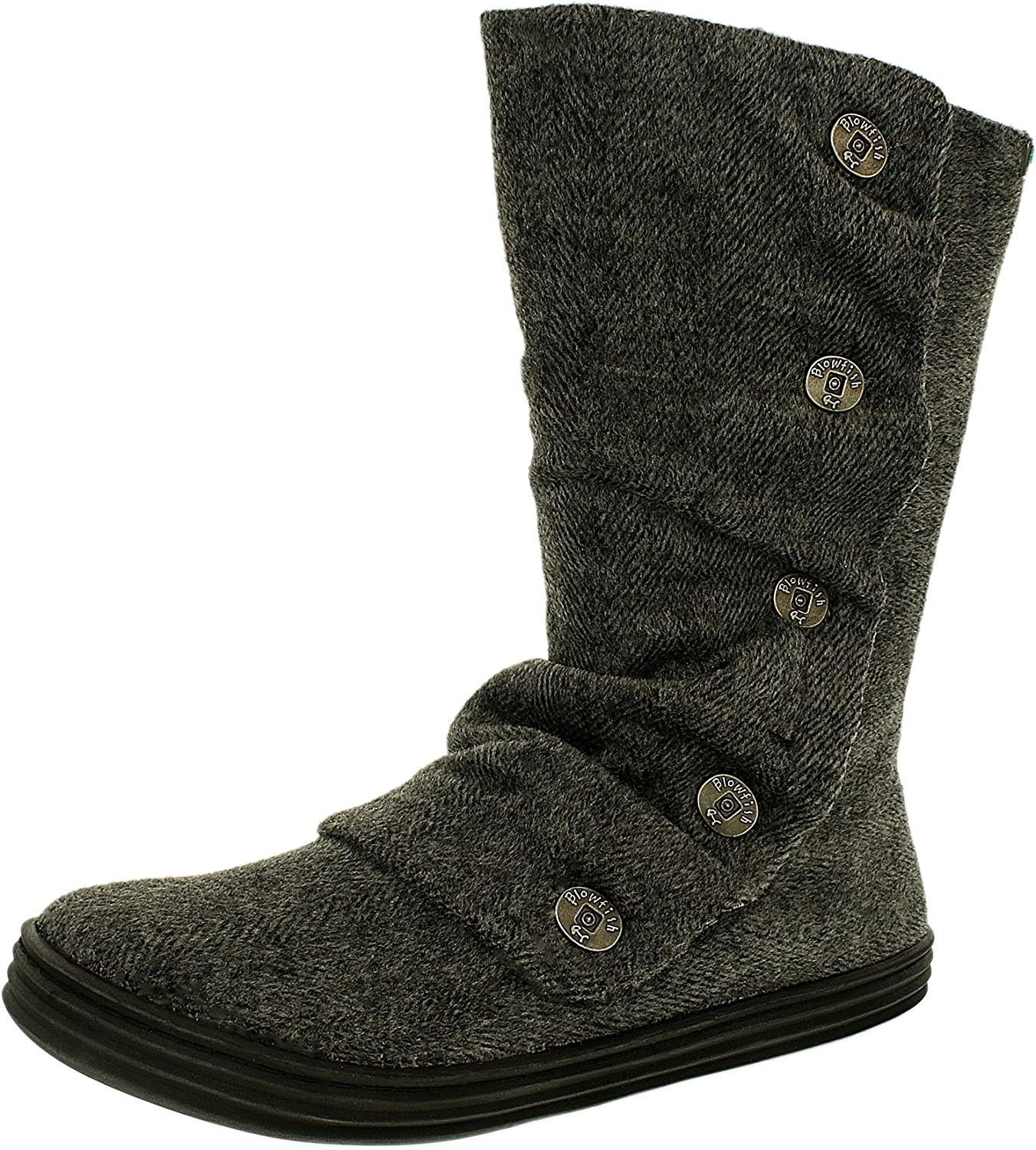 Blowfish Woherren Rammish Flannel Mid-Calf Fabric Stiefel Stiefel  Online-Rabatt