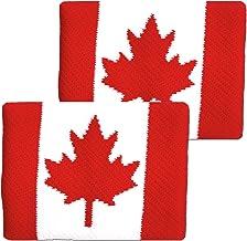 أساور معصم رياضية فريدة من نوعها، عصابات رأس العلم الكندى، كندا