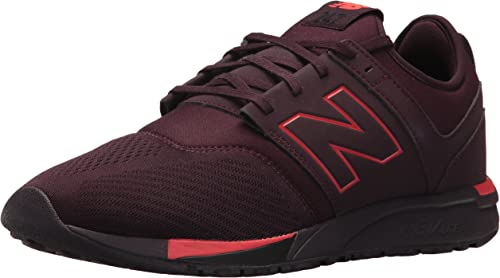 New Balance Hommes's MRL247BP, Chocolate Cherry with rouge, rouge, rouge, 11 D US 354