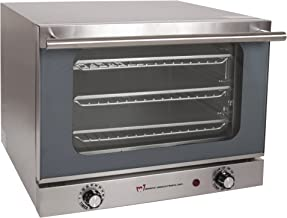Wisco 620 1/4 Sheet Convection Oven