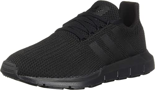 Adidas Homme Swift Run Textile noir Formateurs 42 EU