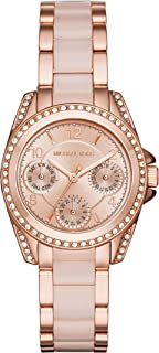 Michael Kors Blair Women's Analog Stainless Steel & Resin Watch - MK6175