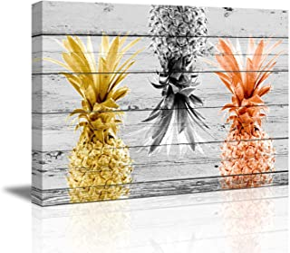 Best pineapple canvas painting Reviews