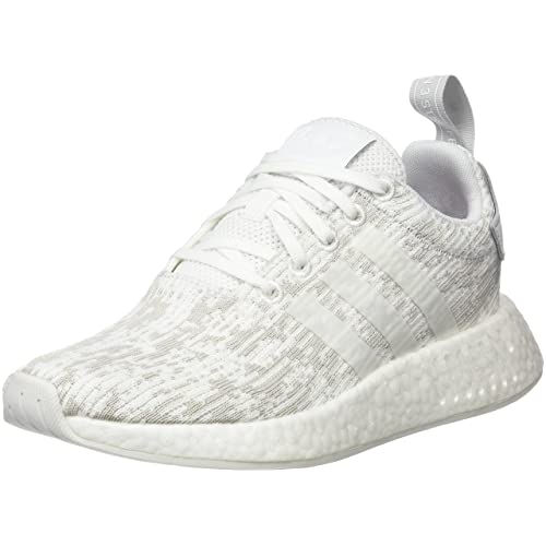 c56fad74fc6d1 adidas Originals Women s NMD R2 Trainers Footwear Two US7 White