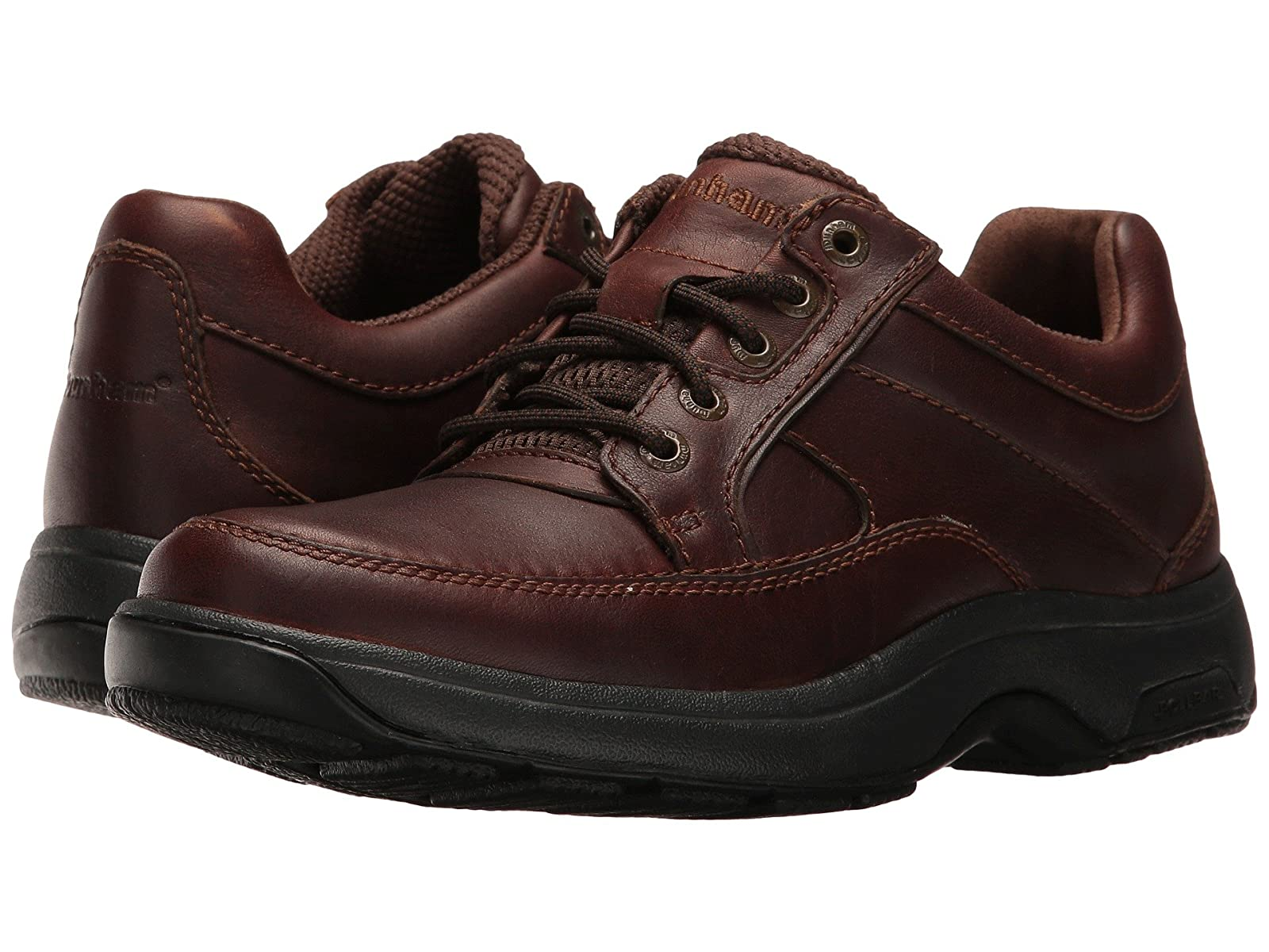 Dunham Midland Oxford WaterproofAtmospheric grades have affordable shoes