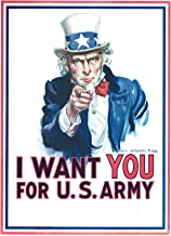Best uncle sam i want you for us army Reviews