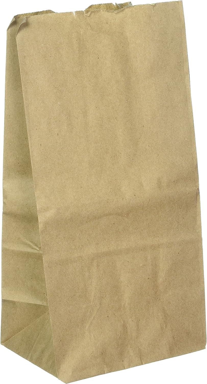Oasis Supply Bolsa de comestibles, papel, Kraft