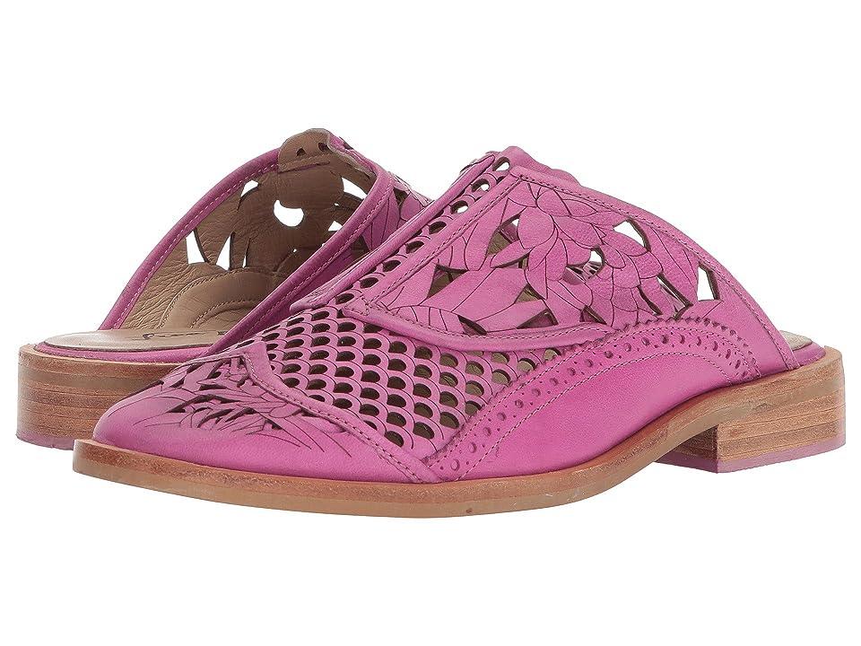Free People Paramount Slip-On Loafer (Pink) Women