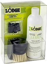 Lodge Enameled Cast Iron & Ceramic Stoneware Care Kit (Acrylic Box)