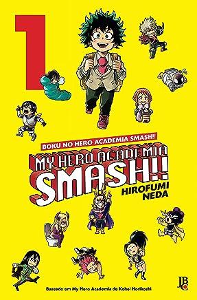 My Hero Academia Smash!! vol. 01