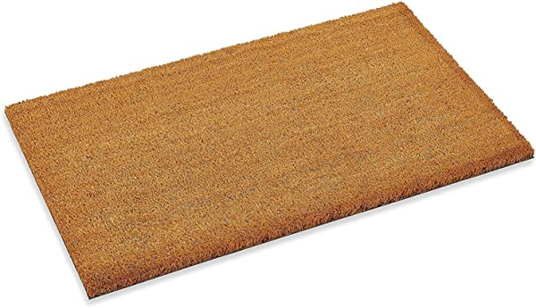 Kempf Custom Cut 1 2 Inch Thick Coco Mat With Vinyl Backing Great For Recessed Area Entrances 3 X 5