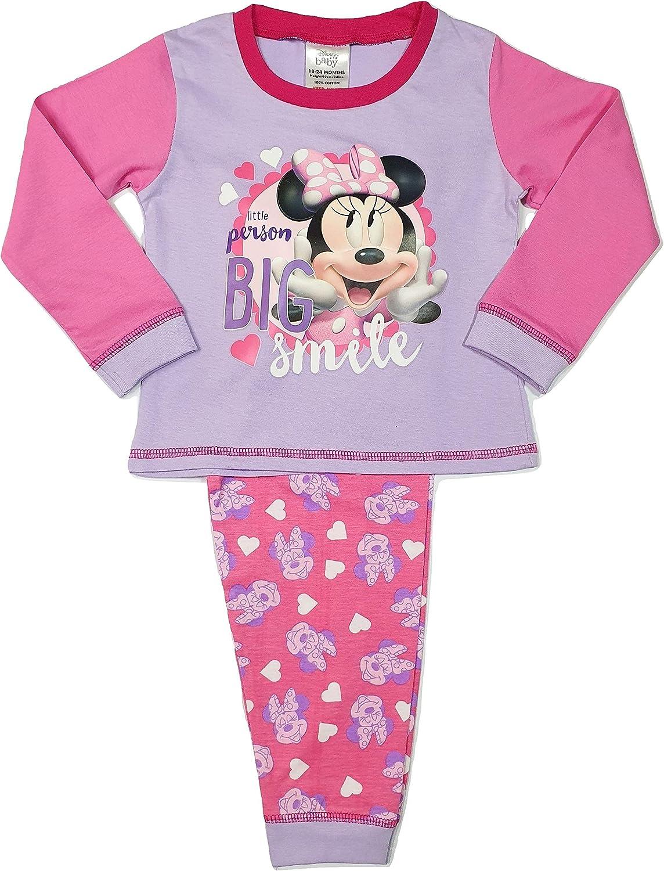 Disney Pijama Minnie Mouse para niña