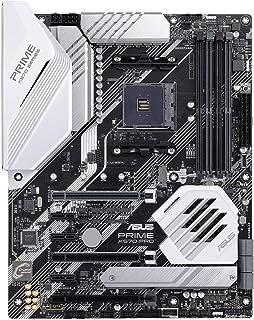ASUS Prime X570-PRO moederbord socket AM4 (Ryzen 3000 compatibel, ATX-, PCIe 4.0, DDR4, USB 3.2, Aura Sync)