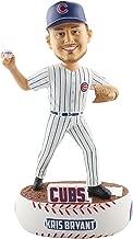 FOCO MLB Chicago Cubs Unisex Baller BOBBLEBALLER Bobble, Team Color, One Size