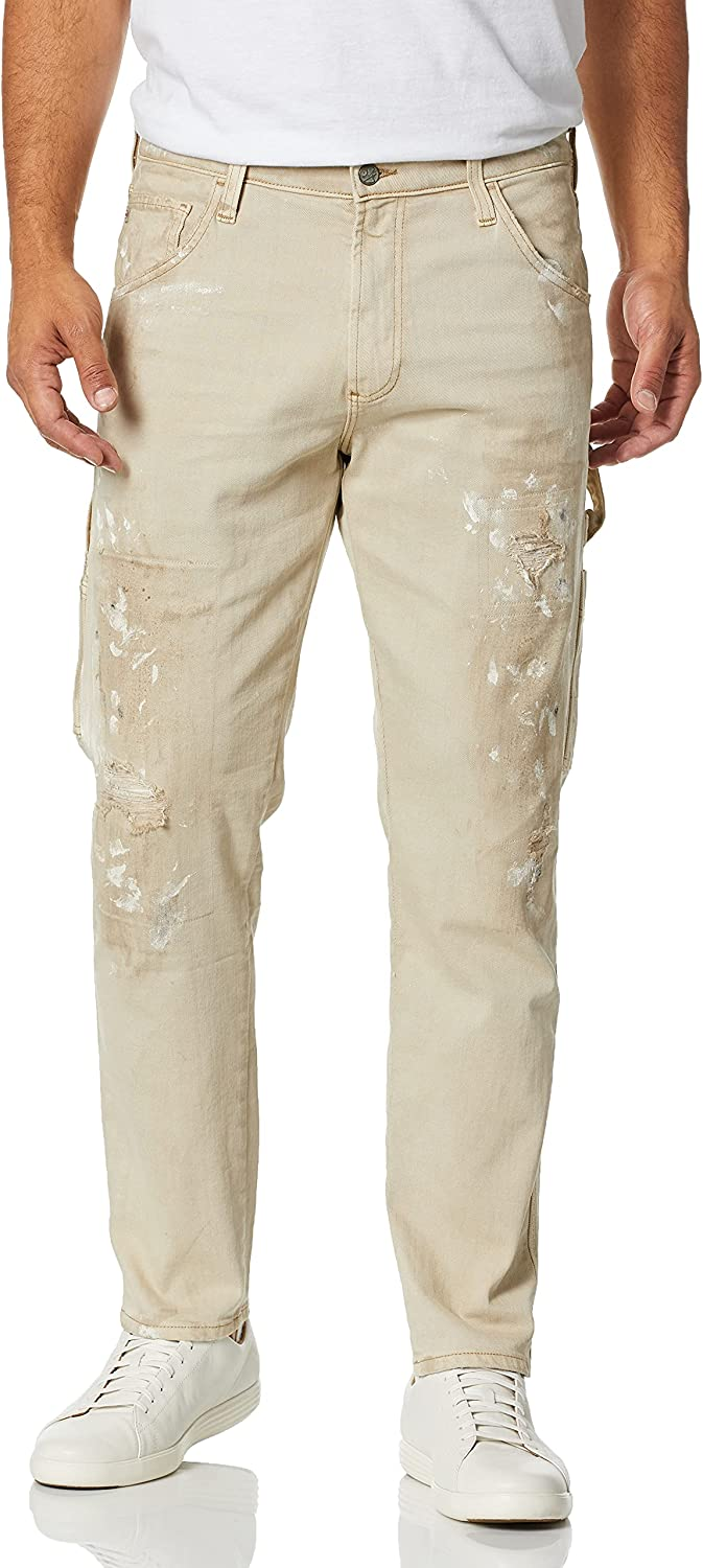 AG Adriano Goldschmied Men's The Ridge Relaxed Carpenter Pant