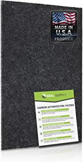 Seal Supply Idylis U Universal Size Carbon Activated Pre Filter Cut to Fit (24