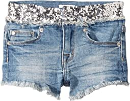 Glitz Shorts in Half & Half (Toddler/Little Kids)