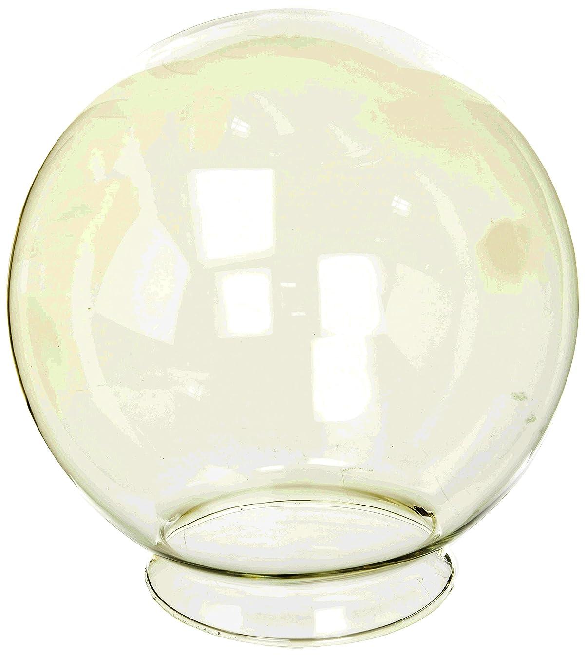 "Wellington 8570500 Westinghouse Glass Globe Fitter Smoke, 6"""