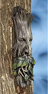 Ebros Celtic Wiccan Forest Spirit Deity Greenman Enigma Face Wall Hanging Sculptural Decor 15