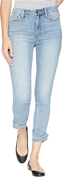 Stiletto High-Rise Skinny Crop in Fannie