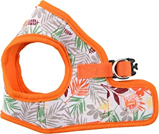 "Puppia ""B"" Rowan Harness, Medium, Orange"