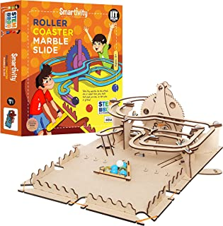 Smartivity Roller Coaster Marble Slide S.T.E.M