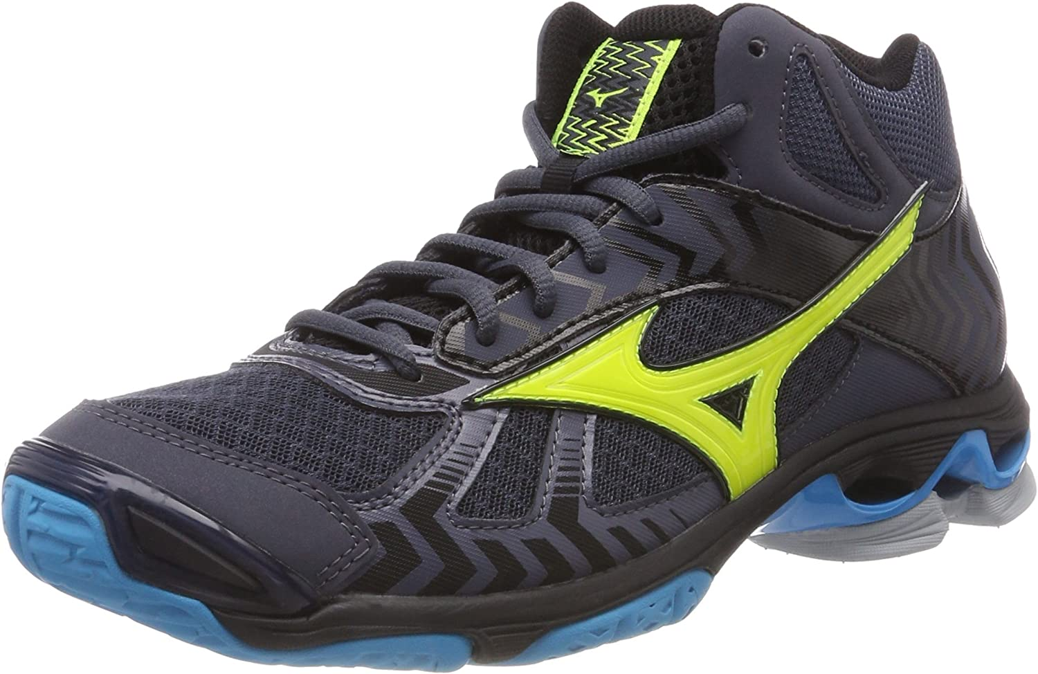 Mizuno Men's Wave Bolt 7 Mid Volleyball shoes