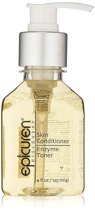 を必要としています仮定抗議Epicuren Skin Conditioner Enzyme Toner - For Dry, Normal & Combination Skin Types 125ml/4oz並行輸入品