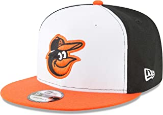 differently 4d14c 8fa13 New Era Baltimore Orioles Team Color 9FIFTY Adjustable Hat White