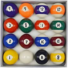 Homegames Spots and Stripes Pool Table Ball Set UK 2 Competition by Competition