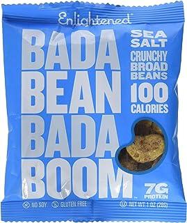Bada Bean Bada Boom Roasted Broad Beans Sea Salt, 28gm