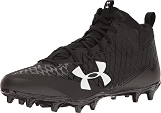 Men's UA Nitro Select Mid MC Black/White 10.5 D US