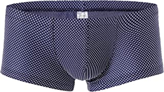 Men's Ultra-Soft Premium Comfort Underwear Stretch Boxer Briefs