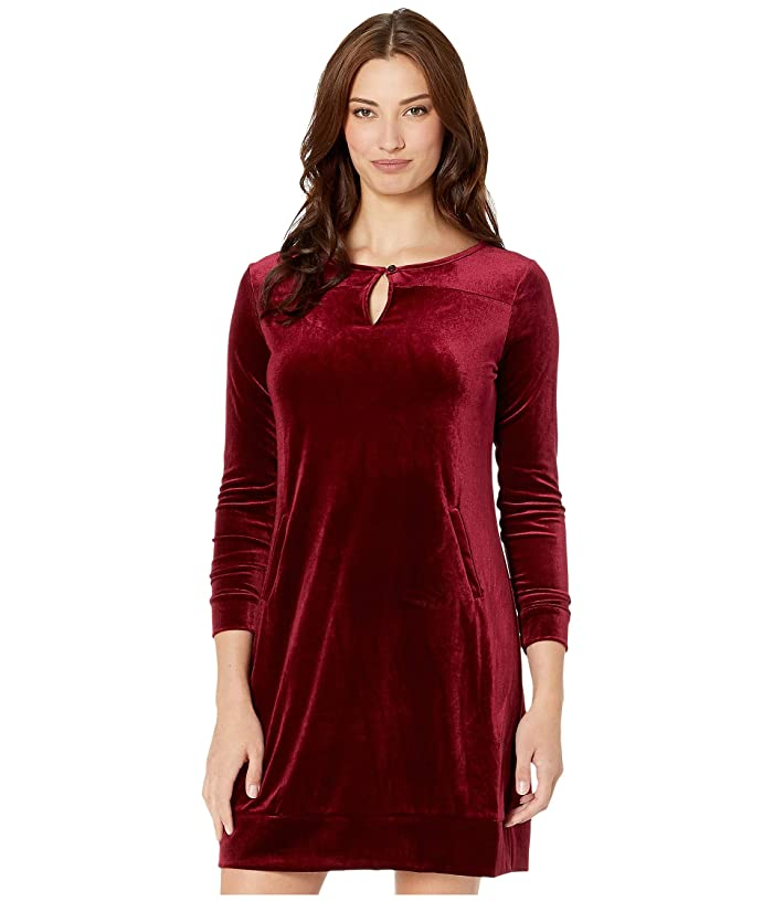 Tribal Long Sleeve Dress w/ Pocket