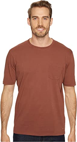 Thomas Kay Short Sleeve Pima Crew