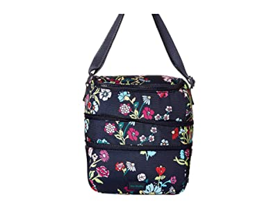 Vera Bradley ReActive Expandable Lunch Cooler (Itsy Ditsy Floral) Handbags