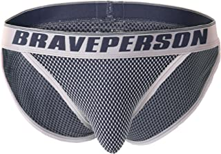 (ブレイブパーソン)BravePerson メンズ下着 ビキニブリーフ メンズインナー パンツ 男性下着 ローライズ セクシー