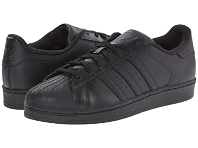 adidas Originals Superstar Foundation (Black/Black/Black 2) Men