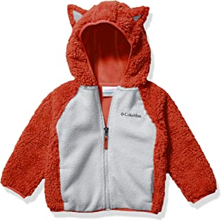 Columbia Kids' Foxy Baby Sherpa Full Zip