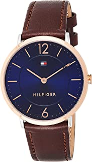 Tommy Hilfiger Men's Dial Leather Band Watch - 1710353